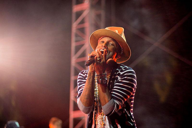 Pharrell Williams - Coachella Day 2